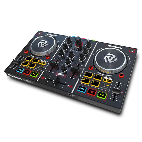DJ контроллер Numark PARTYMIX numark dj2go2