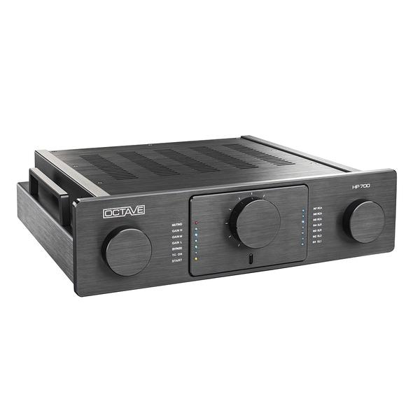 Ламповый предусилитель Octave HP 700 Black ламповый предусилитель octave phono module base black