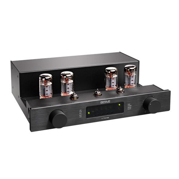 Ламповый стереоусилитель Octave V 70 SE Black