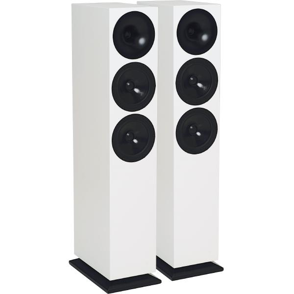 Напольная акустика Odeon Audio Midas Mat Silk White Lacquer