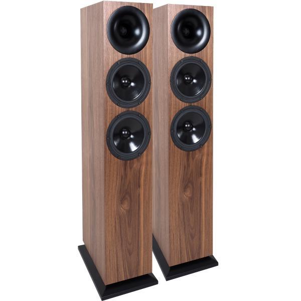 Напольная акустика Odeon Audio Midas Walnut цена