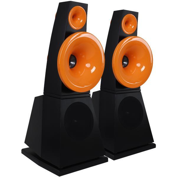 Напольная акустика Odeon Audio No.28 SE Mat Silk Black Lacquer