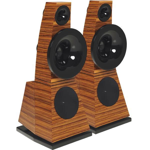 Напольная акустика Odeon Audio No.28 SE Zebrano цена