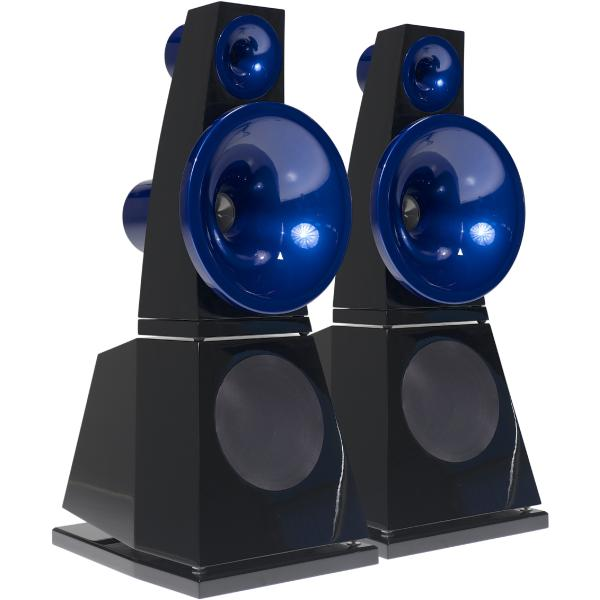 Напольная акустика Odeon Audio No.33 Mat Silk Black Lacquer