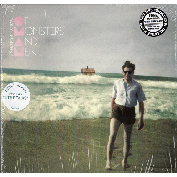 Of Monsters And Men Of Monsters And Men - My Head Is An Animal (2 LP) of monsters and men of monsters and men beneath the skin 2 lp
