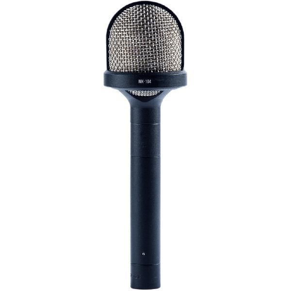 Студийный микрофон Октава МК-104 Matte Black (в картонной коробке)
