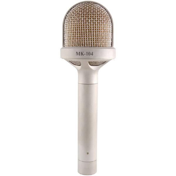 Студийный микрофон Октава МК-104 Matte Nickel (в картонной коробке)