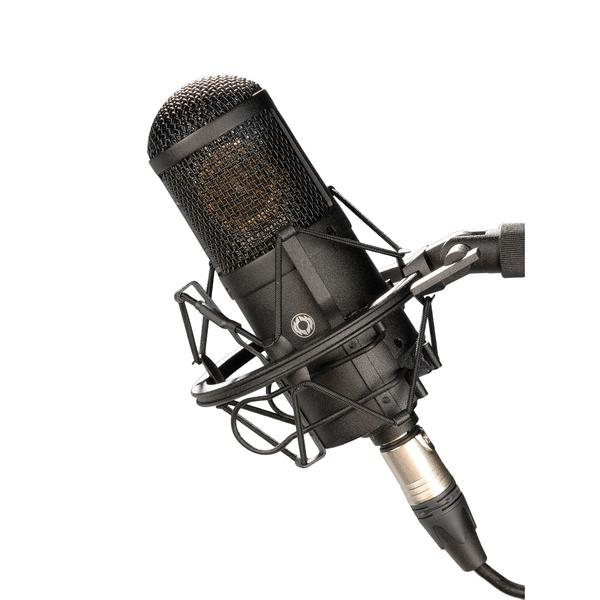 Студийный микрофон Октава МК-519 Matte Black (в деревянном футляре)