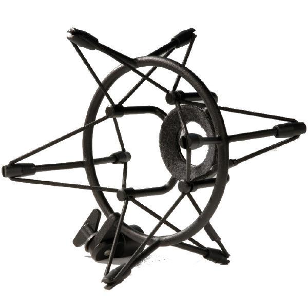 Держатель для микрофона Октава SM-60/27 Black держатель для микрофона октава sm 60 27 nickel