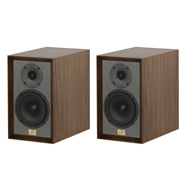 цена на Полочная акустика Old School Monitor Walnut/Grey