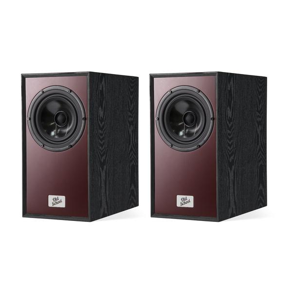 цена на Полочная акустика Old School Monitor M1 Black Ash