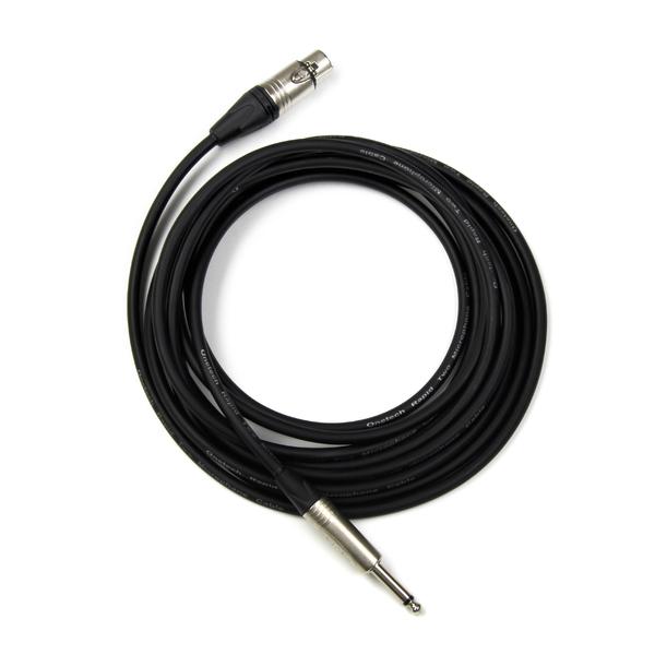 Фото - Кабель микрофонный Onetech PRO Two (XLR-Jack 6.3) 8 m кабель