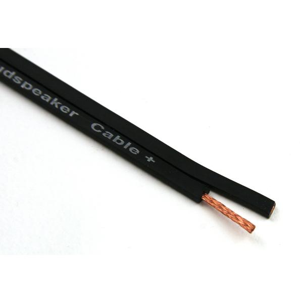 Кабель акустический в нарезку Onetech Swift One SPK0109B Black