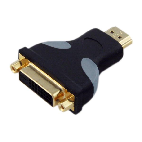 Переходник Onetech VHD0101 HDMI - DVI-D