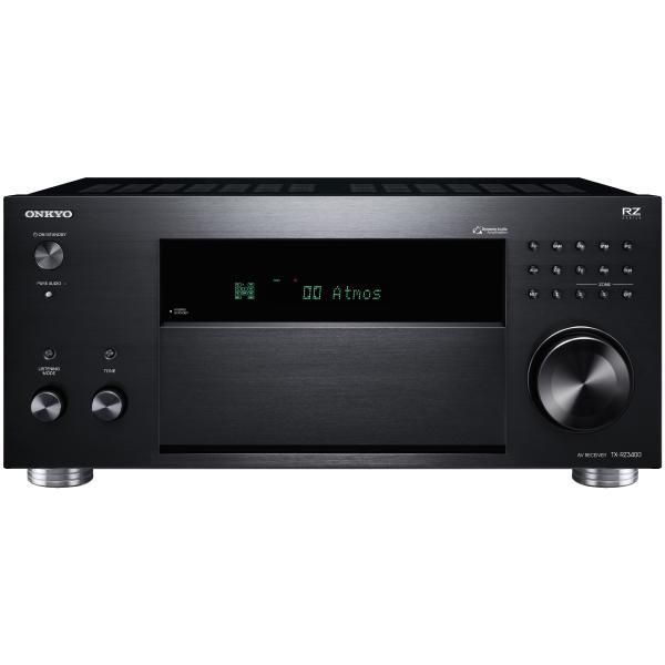 AV ресивер Onkyo TX-RZ3400 Black цена и фото
