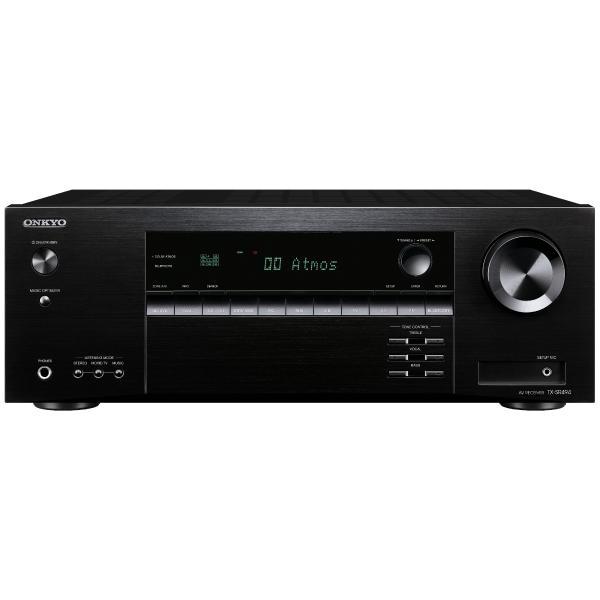 AV ресивер Onkyo TX-SR494 Black onkyo tx rz900 black