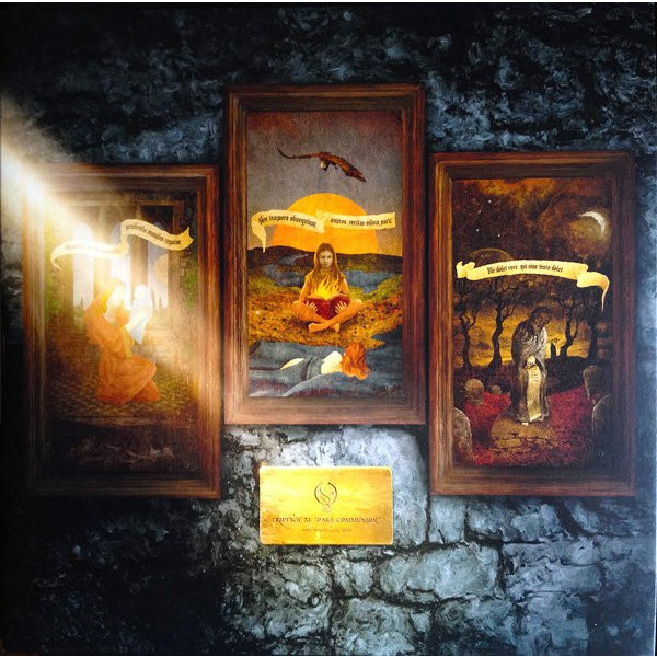 OPETH OPETH - Pale Communion (2 LP) prog in park opeth riverside solstafir warsaw