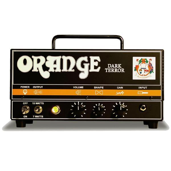 Гитарный усилитель Orange DA15H DARK TERROR