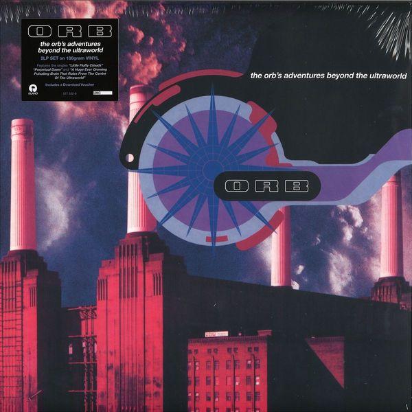 ORB - Adventures Beyond The Ultraworld (2 LP)