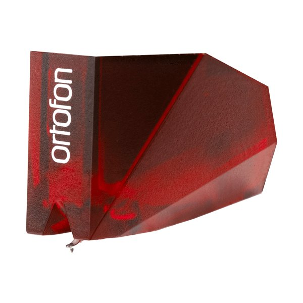 Игла для звукоснимателя Ortofon 2M-Red Stylus гарнитура qcyber roof black red звук 7 1 2 2m usb