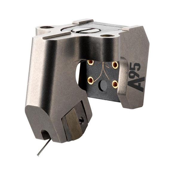 Фото - Головка звукоснимателя Ortofon MC A95 ершик для унитаза fixsen glady с подставкой цвет бирюзовый 41 х 13 2 х 13 2 см