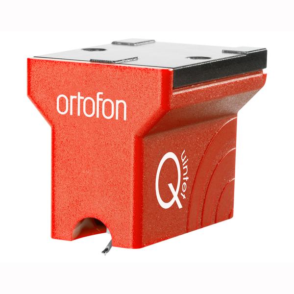 Фото - Головка звукоснимателя Ortofon Quintet Red домик когтеточка меридиан квадратный трехэтажный с двумя окошками лапки цвет серый белый 66 х 36 х 94 см