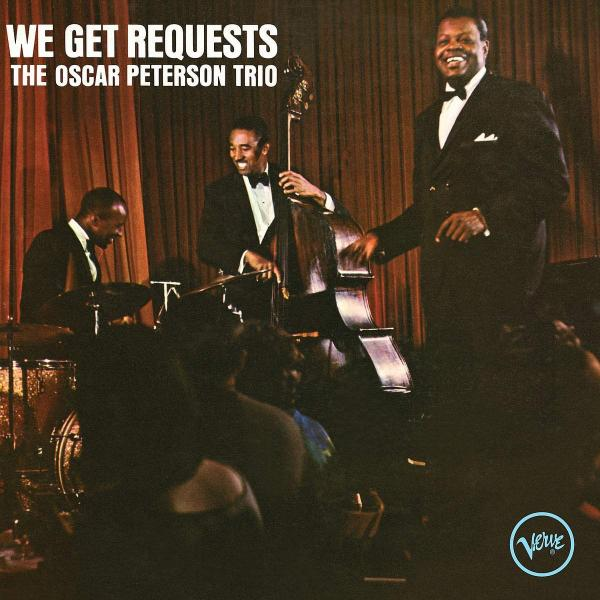Oscar Peterson Oscar Peterson - We Get Requests oscar peterson oscar peterson