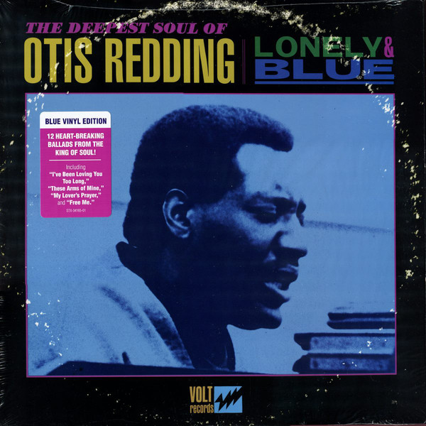 Otis Redding - Lonely Blue: The Deepest Soul