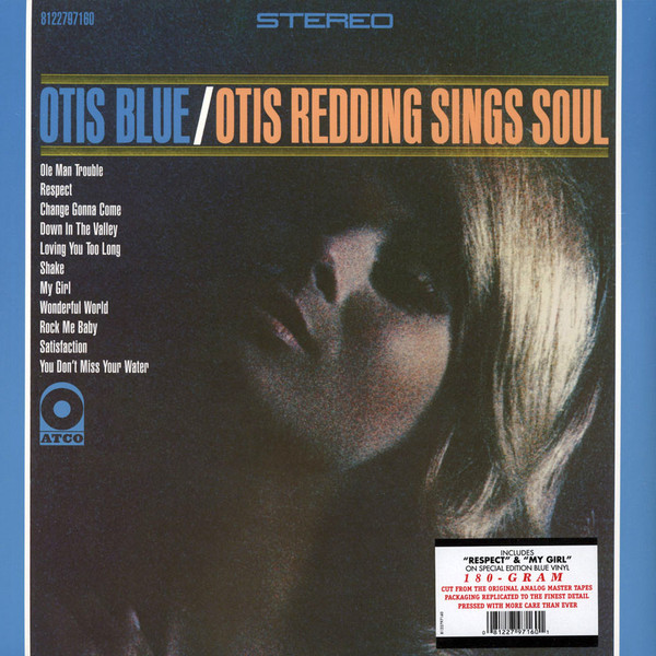 Otis Redding Otis Redding - Otis Blue цена и фото