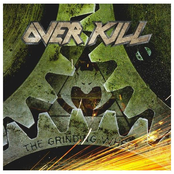 Overkill Overkill - The Grinding Wheel (2 LP) cd motorhead overkill deluxe edition
