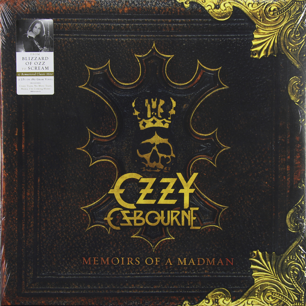 Ozzy Osbourne - Memoirs Of A Madman (2 LP)