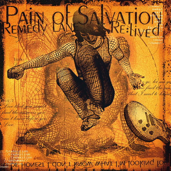 Pain Of Salvation - Remedy Lane Re:lived (2 Lp+cd)