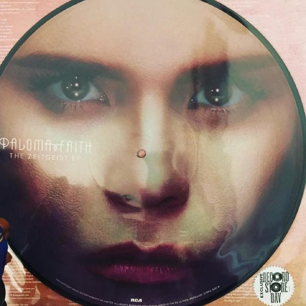 Paloma Faith Paloma Faith - The Zeitgeist (picture Disc) чайник электрический kitfort kt 673 5