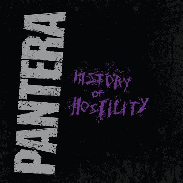 Pantera Pantera - History Of Hostility (colour) цена