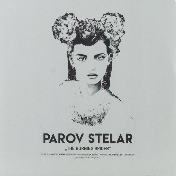 лучшая цена Parov Stelar Parov Stelar - Burning Spider (2 LP)