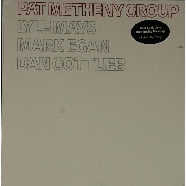 Pat Metheny Pat Metheny - Pat Metheny Group (180 Gr) цена