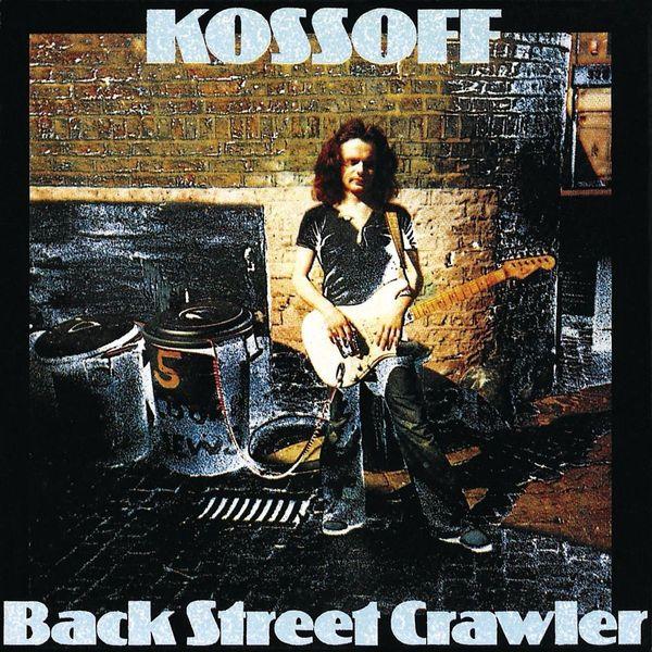 Paul Kossoff - Back Street Crawler