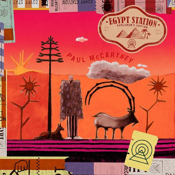Paul Mccartney - Egypt Station (explorers Edition)