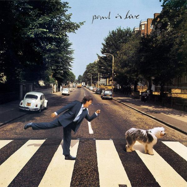 Paul Mccartney Paul Mccartney - Paul Is Live (2 LP) paul mccartney – flowers in the dirt 2 lp