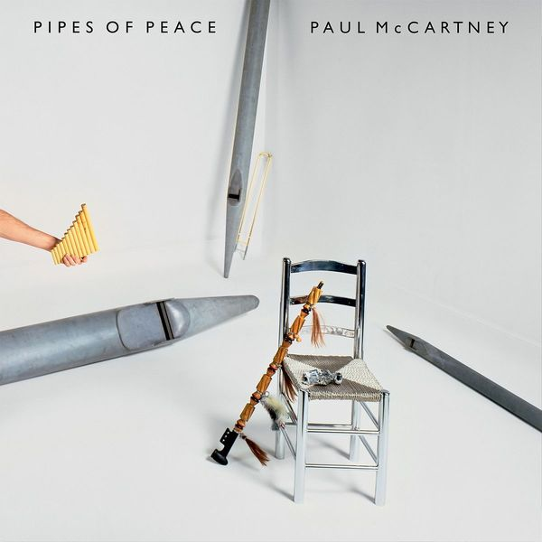 Paul Mccartney Paul Mccartney - Pipes Of Peace цена и фото