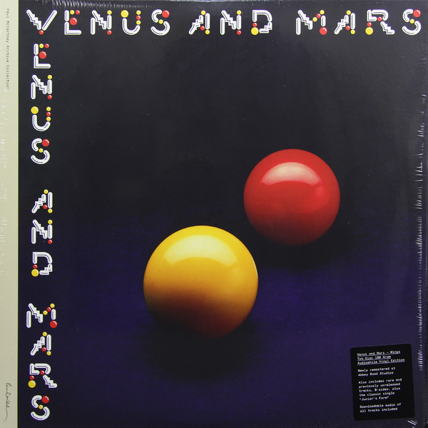 Paul Mccartney Paul Mccartney Wings - Venus And Mars (2 LP) paul mccartney – flowers in the dirt 2 lp