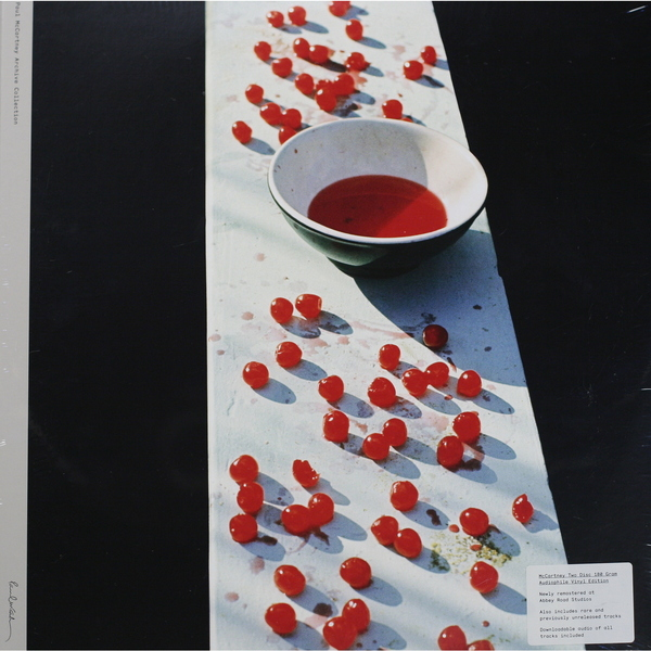 Paul Mccartney Paul Mccartney - Mccartney (2 Lp, 180 Gr) цена и фото