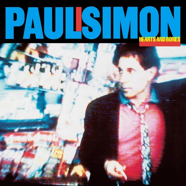 Paul Simon Paul Simon - Hearts And Bones paul simon paul simon hearts and bones