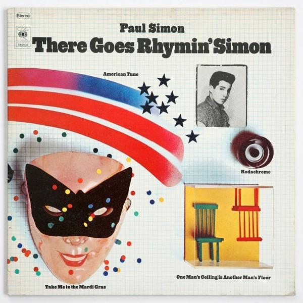 лучшая цена Paul Simon Paul Simon - There Goes Rhymin' Simon (180 Gr)