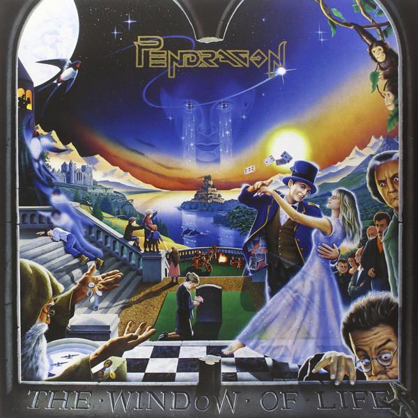 Pendragon Pendragon - The Window Of Life (2 LP) цена и фото