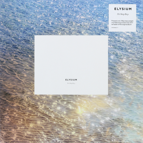 Pet Shop Boys Pet Shop Boys - Elysium (180 Gr) pet shop boys pet shop boys introspective lp