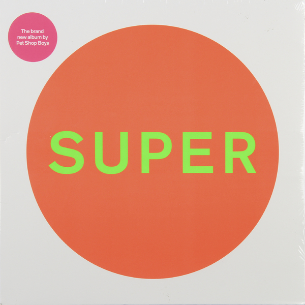 Pet Shop Boys Pet Shop Boys - Super pet shop boys pet shop boys introspective lp