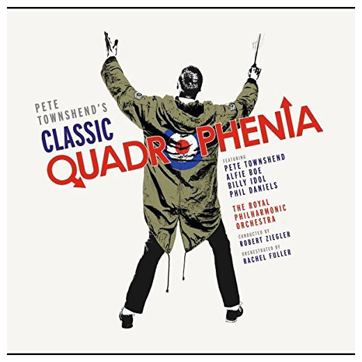 Pete Townshend Pete Townshend - Classic Quadrophenia (2 LP) pete townshend pete townshend who i am