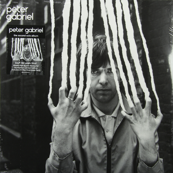 Peter Gabriel - 2: Scratch (2 Lp, 180 Gr)