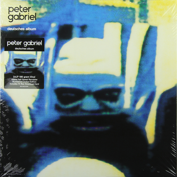 Peter Gabriel - 4: Deutsches Album (2 Lp, 180 Gr)
